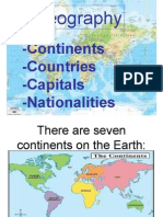 countries capitals