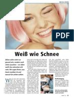 SWT 2001 Methoden Für Weiße Zähne