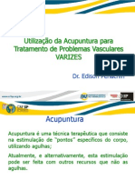 Tcnicas de Acupuntura Para Tratamento de Problemas Vasculares - Dr. Edison Penachin (1)