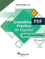 Gramatica y Practica del Español. Contenidos