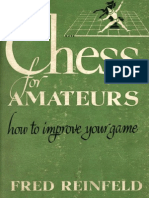 Chess for Amateurs - How to Improve Your Game
