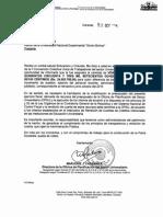 Oficio DIR 2006 - 2015 - Retractivo II CCU Aportes Patronales JUN-OCT