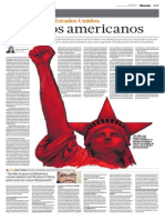 Los Rojos Americanos, El Socialismo en Estados Unidos
