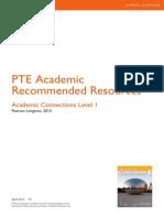 Score Guide: PTE Academic