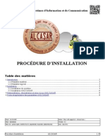 Alcasar 2.2 Installation