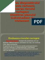 LP I Partea III.stabil Risc Cariogen