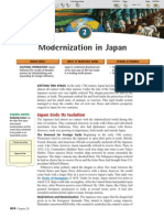 Ch 28 Sec 2 - Modernization in Japan