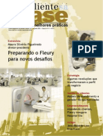 Best Case Fleury - Parte Integrante da Revista ClientesA edição 41 - Agosto 05