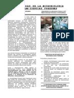 Actualidad de La Microbiologia Forense - Copia