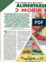 Como Alimentarnos Correctamente y No Morirnos en El Intento R-006 Nº112 - Mas Alla de La Ciencia - Vicufo2