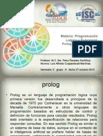 Prolog Clausulas de Horn