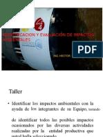 4. Taller Evaluacion de Impactos Ambientales