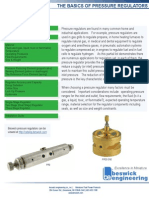 Basics of Pressure Regulator