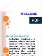 Reflective Teaching Ppt (1) (1)