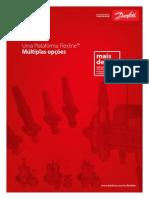 Uma Plataforma Flexline ™ - multiplas opções (ICV, ICF & CRC) DKRCI.PB.HU0.L3.28_LR