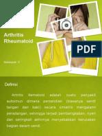 Arthritis Rheumatoid