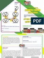 Preschool PowerCord - November 1 - 2015