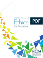 ICOM Code of Ethics 2013