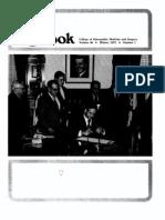 DMSCO Log Book Vol.50 1972