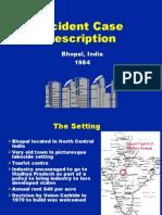 Bhopal Incident