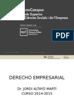 Tema Vi Sociedades Mercantiles