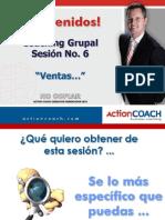 Coaching Grupo SE - 6 Ventas Enviar