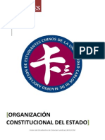 APUNTES Organización+Constitucional+del+Estado