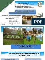 Centro de Rehabilitacion Privado y Publico