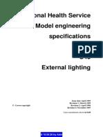 NHS External Lighting