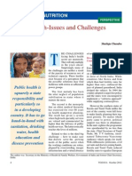 India Health Issues and Challenges