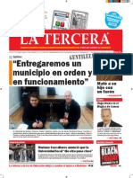 Diario La Tercera 02.11.2015