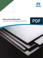 LR Tata Steel Plates Brochure