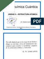 Unidad 2 - Estructura Atomica