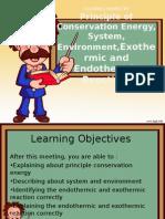 PPT Exoterm dan Endoterm