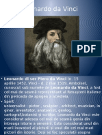 Leonardo New Microsoft Office PowerPoint Presentation