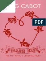 Avalon High - Un Amour l%C3%A9gendaire
