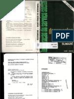 Teorização Do Serviço Social - Documentos de Araxa, Teresopolis e Sumaré