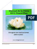 Manual HCG PowerPlus
