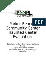 formal evaluation of pbcc