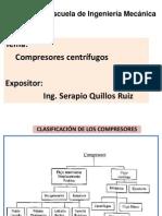 9 Clase-Compresor Centrifugo
