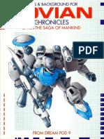 Dp9-301 - Jovian Chronicles Rulebook