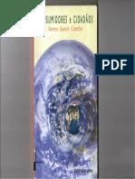 Livro - CANCLINI, Néstor Garcia - Consumidores e Cidadãos (2006)