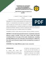 Informe 8 Mecanica de Fluidos
