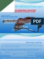 Presentazione Scheda-conferenza Aree Demaniali-san Paolo