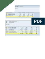 Settlement Report