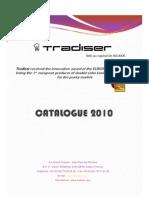 Tradiser Catalogue 2010 English