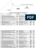 proiecte educative CAER 2015