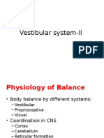 Benign Paroxysmal Positional Vertigo (BPPV)