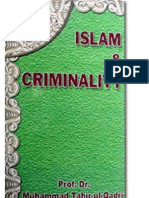 Islam and Criminality - (English)