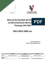 Manual de Equidad de Género_versión 00